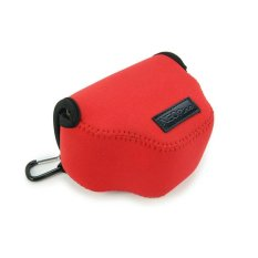 NEOPine Original Triangle Neoprene Soft Camera Case Bag For CanonPowershot SX510 HS Waterproof Camera Protective Pouch Cover (Red)
