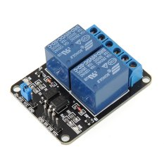 5.2 Channel Relay Module Shield Board For Arduino