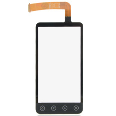 New Durable Replacement Touch Screen Digitizer Glass For HTC EVO 3D G17- - Intl