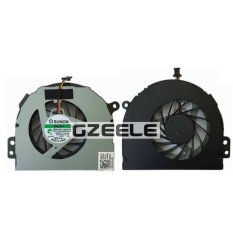 New FAN FOR DELL Inspiron N411.14RD N4012 N412.13R VOSTOR 3450 14R M411R N4410 Laptop Cpu Fan Cooling Fan Cooler CPU FAN Black