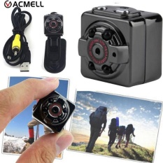 Newest Sq8 Mini Camera Micro Motion Camera Full HD 1080P DV 720P DVR SQ8 Small Infrared Night Vision Camera Audio Recorder - intl