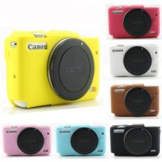 Nice Soft Camera Bag Silicone Case Rubber Camera Protective Body Cover Case Skin For Canon EOS M10 EOSM10 EOSM 10 - Intl