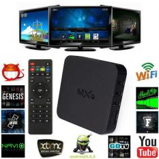 niceEshop MXQ S805 quad core Android 4.4 TV Box pemutar media 1080P HDMI Wifi 8 GB (Hitam)