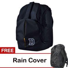 Nikon Tas Kamera Ransel Nikon - Hitam + Free Rain Cover
