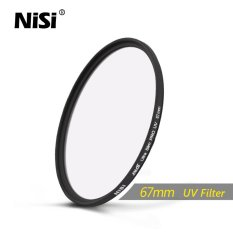 Nisi 67mm UV Filter DUS Ultra Slim Professional UV Filters Ultra Thin Protective Ultraviolet Filters