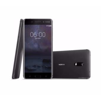 Nokia 6 Black Matte - 64 GB - Black