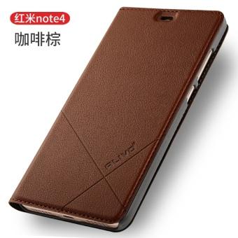 Nillkin Sparkle Series New Leather Case for Samsung Galaxy J3 PRO (J3110) - Hitam