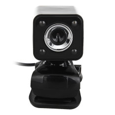OEM Webcam untuk PC & Laptop - 5.0 MP - Hitam