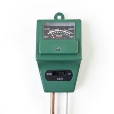 OH 3 In 1 PH Tester Soil Water Moisture Light Test Meter For Garden Plant Flower