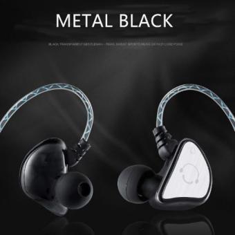 Olahraga Asli Super Bass Headphone Di Telinga Headphone Stereo Headset Dengan Mikrofon Pita .