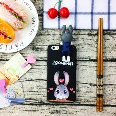 OPPO A39 / A57 Fashion Cute Papawa Phone Case / Judy Female - Intl