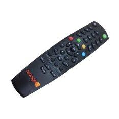 Orange TV Remote - Hitam