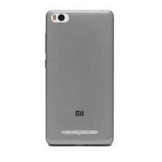 Original Ultra Thin Case for Xiaomi Mi4i/Mi4c - Hitam Transparant