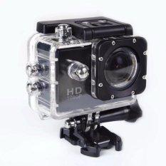 Outdoor Sport Mini Camera 1080P Full HD DV Sport Action Camera Bike Helmet Video Cam 30M go waterproof Pro Case Retail Box - intl