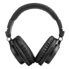 OVLENG V8-3 90°Foldable Super Bass Wireless Bluetooth 4.0 Games Headphone For Iphone / Ipad / Samsung Galaxy - Black (Intl)