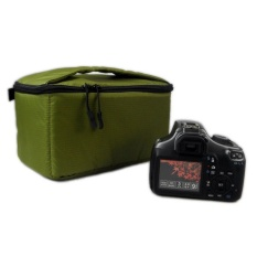 PAlight DSLR Camera Waterproof Bag Padded Partition Camera Built-in Insert Bag With Handle - intl