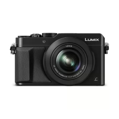 Panasonic Kamera LUMIX DMC-LX10.4K - Hitam