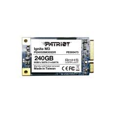 Patriot Memory Ignite M3 MSATA III 240GB - Biru
