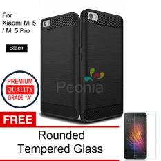 Anti Crack Oppo F3 Free Tempered Glass. Source · Peonia Carbon Shockproof Hybrid Premium Quality