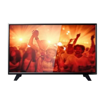 "Philips 39"" 39PHA4251S/70 Slim LED TV - Hitam"