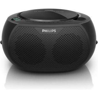 Philips AZ100B Soundmachine CD Player - Hitam
