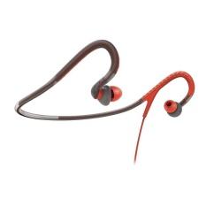 Philips Earhook ActionFit Sports Headphones SHQ4200 - Orange-Grey
