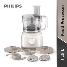 Philips Food Processor HR7627- Putih