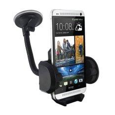 Phone Holder Mobil Untuk HP / GPS- Hitam