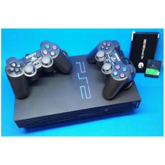 PlayStation 2 Fat 18000 Matrix - PS2 - Free MMC + 2 Stik