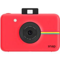 Polaroid Snap Kamera Pocket - 10MP - Merah