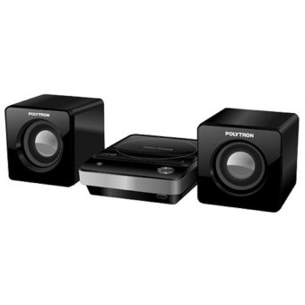 Polytron DTIB3300C Home Theatre Mini - Hitam