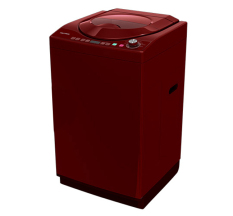 Polytron Mesin Cuci Zeromatic Ruby PAW 8512M - Mesin Cuci 1 Tabung 8,5 Kg - Maroon