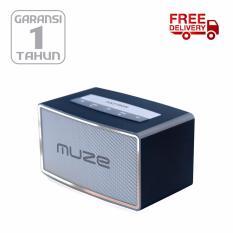 POLYTRON MUZE BLUETOOTH Speaker Black PSP B1 - Black