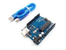 popeye UNO R3 for Arduino Compatible MEGA328P ATMEGA16U2 Compatible with usb cable - intl