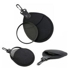 Portable Camera Filter Lens UV CPL Bag Case Pouch Holder Elastic T Fabric (Intl)