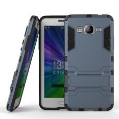 ProCase PC+TPU Back Case for Samsung Galaxy Grand Prime (Black)