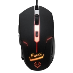 Prolink Gaming Mouse FURAX - PMG9002 - 7 Colour Illuminated Gaming Mouse
