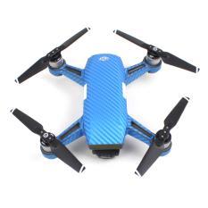 PVC Stiker Skin Body + Arms + Baterai Decal Set for DJI Spark Drone