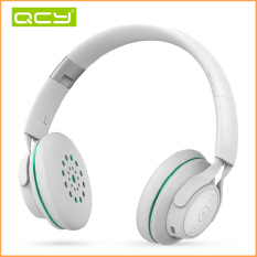 QCY 30 Wireless Bluetooth Portable Foldable Headset-White