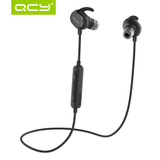 QCY QY19 Headphone In-Ear Stereo Sport Bluetooth V4.1 Sweatproof - Hitam