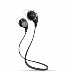 QCY QY8 Handsfree Wireless Bluetooth In-ear Headset Stereo Earphone-Black (Intl)