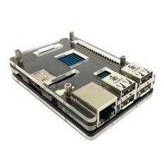 Raspberry Pi Black White Acrylic Case For Raspberry Pi 2 Model B PCBA