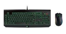 Razer Bundle Keyboard Blackwidow Ultimate 2014 + Mouse Mamba 16000
