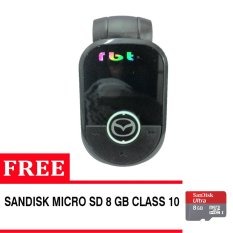 RBT CG-93 Car MP3 USB / TF Player WITH FM Modulator - Hitam + Gratis Sandisk 8 Gb Class 10 High Quality