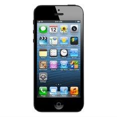 Refurbished Apple iPhone 5 - 32 GB - Hitam - Grade A