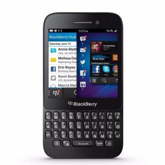 Refurbished Blackberry Q5 Hitam - Grade A