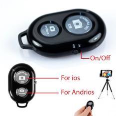 Remote Shutter - Bluetooth Camera Shutter - Tomsis - Hitam