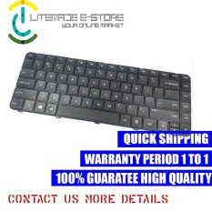 Replacement Laptop Keyboard For HP Compaq Pavilion G6-1105SG - Intl