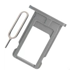 Replacement Part For Apple IPhone 6 Plus SIM Card Tray With EjectPin - Gray