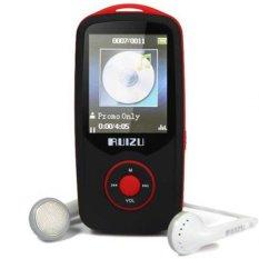 Ruizu X06 Bluetooth HiFi DAP MP3 Player 4GB - Merah